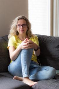 Nadia Lievaart Schrijfcoach voor onderneemsters